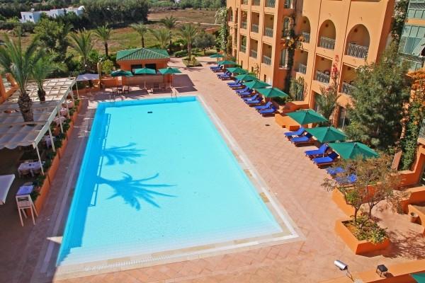 Piscine - Hôtel Alhambra Thalasso Hammamet 5*