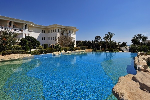 Piscine - Hôtel Belisaire Medina & Thalasso 4* Tunis Tunisie