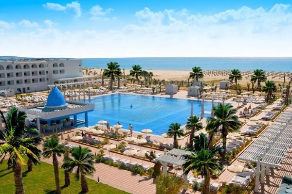 Piscine - Hôtel Concorde Marco Polo 4* Tunis Tunisie