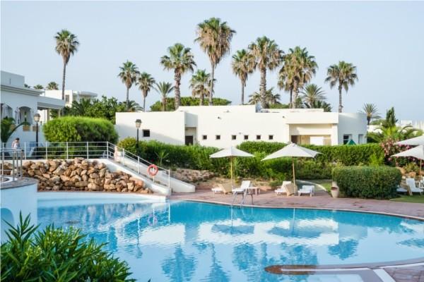 Piscine - Hôtel Delfino Beach Resort 4* Tunis Tunisie