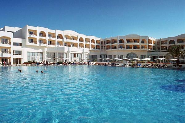 Piscine - Hôtel El Mouradi Gammarth 5* Tunis Tunisie