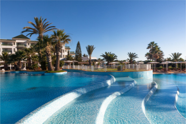 Piscine - El Mouradi Palm Marina