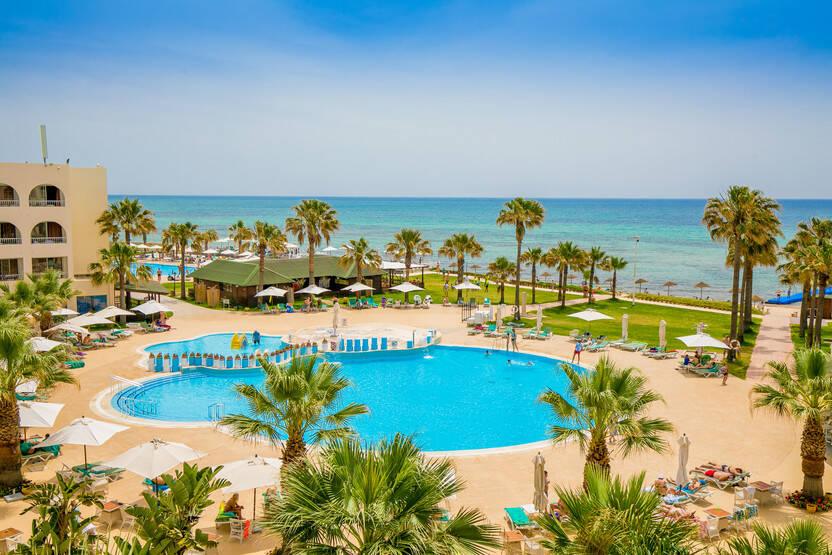 Hôtel Framissima Khayam Garden Beach & Spa  Tunis Tunisie