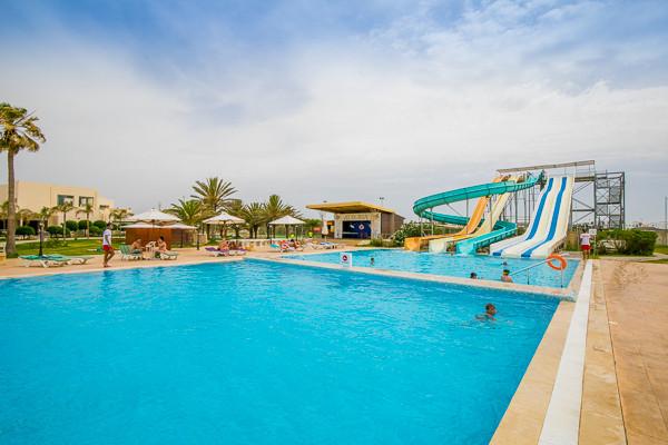 Piscine - Club Framissima Khayam Garden Beach & Spa 4* Tunis Tunisie