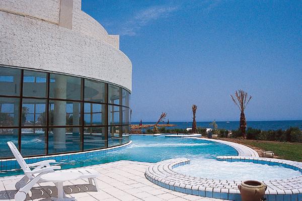 Piscine - Hôtel Hasdrubal Thalassa Port El Kantaoui 4* Tunis Tunisie