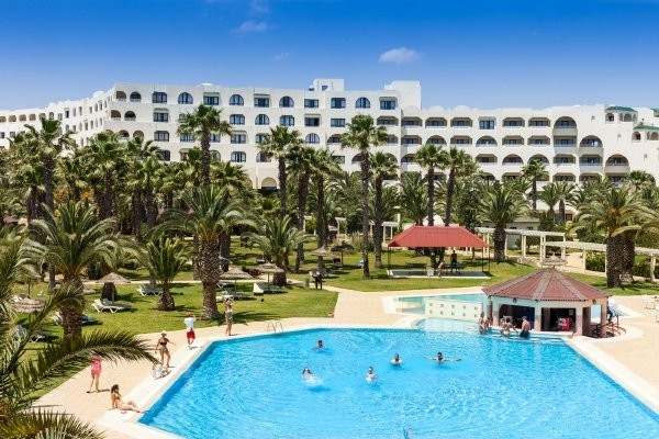 Piscine - Hôtel Holiday Village Manar 5* Tunis Tunisie