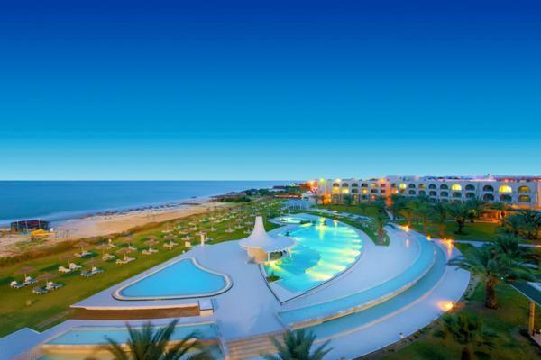 Piscine - Hôtel Iberostar Averroes 4* Tunis Tunisie