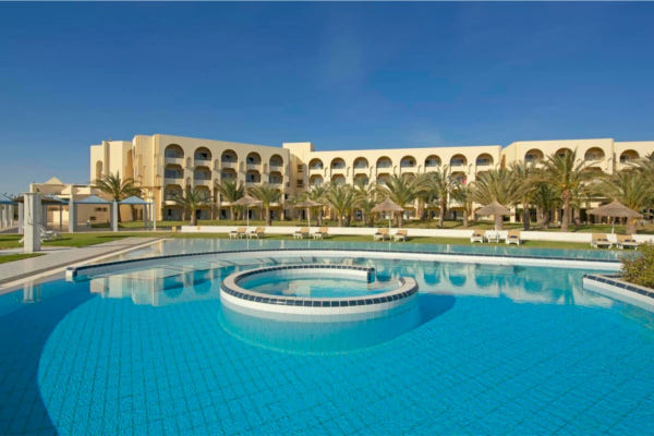 Piscine - Iberostar Averroes 4* Tunis Tunisie