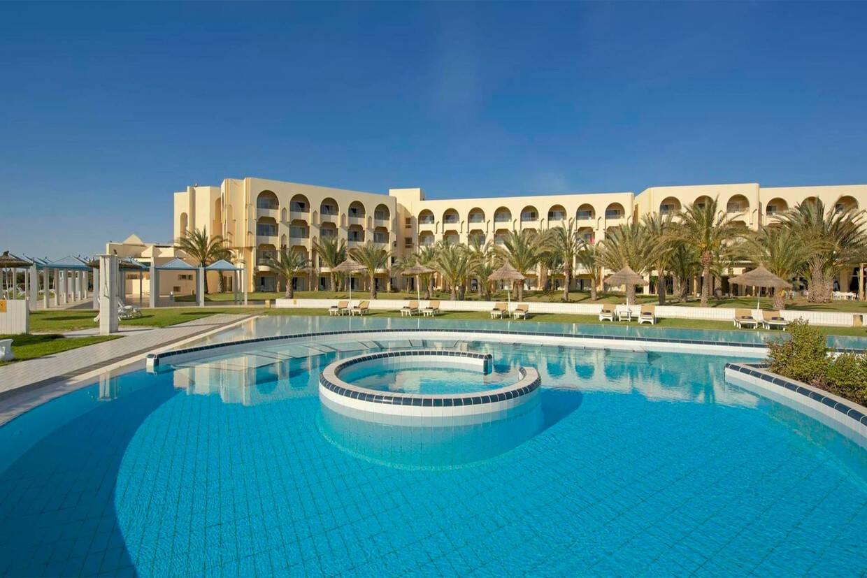Piscine - Iberostar Averroes 4* Tunis Tunisie