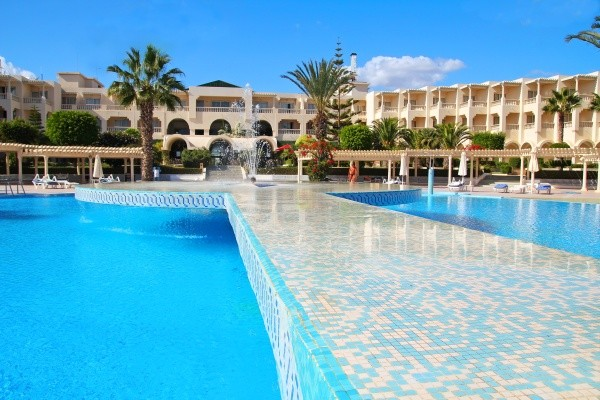 Piscine - Le Royal Hammamet 5*