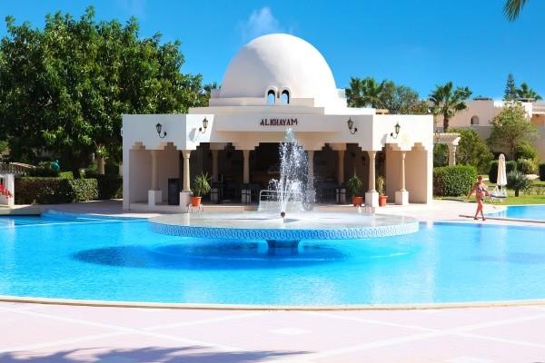 Piscine - Le Royal Hammamet 5* Tunis Tunisie