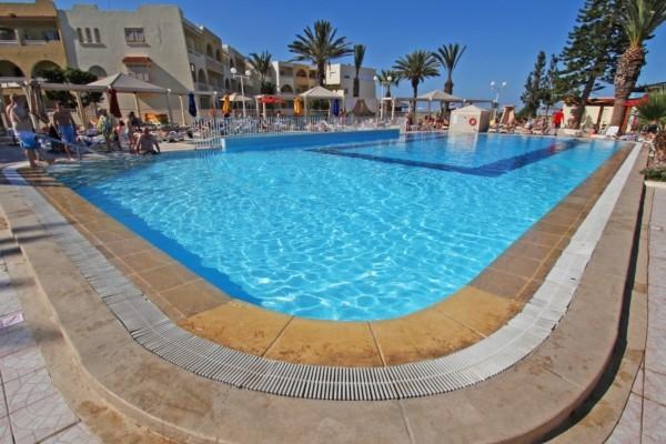 Piscine - Hôtel Le Soleil Abou Sofiane 4* Tunis Tunisie