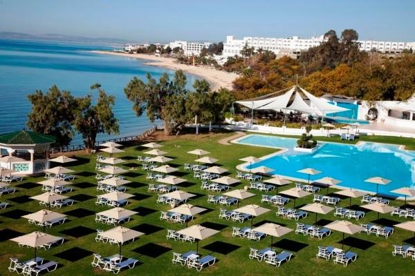 Piscine - Hôtel Le Sultan 4* sup Tunis Tunisie
