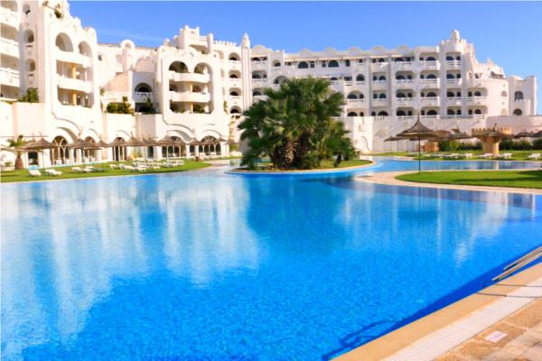Piscine - Hôtel Lella Baya 4* Tunis Tunisie