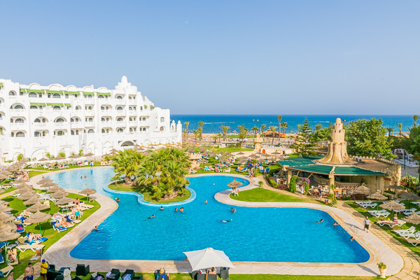 Piscine - Lella Baya 4* Tunis Tunisie