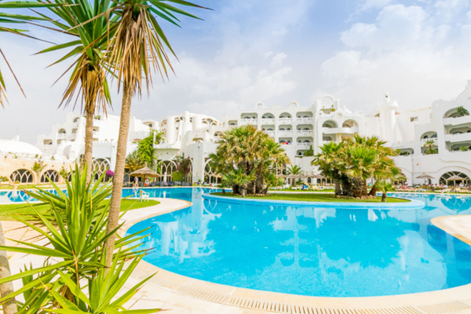 Hôtel Lella Baya Hammamet Tunisie