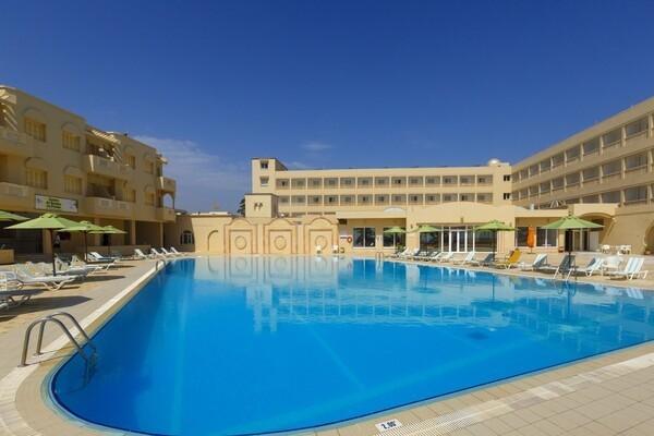 Piscine - Hôtel Les Colombes Hammamet 3* Tunis Tunisie
