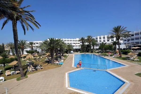 Piscine - Club Marmara Palm Beach Hammamet 4* Tunis Tunisie