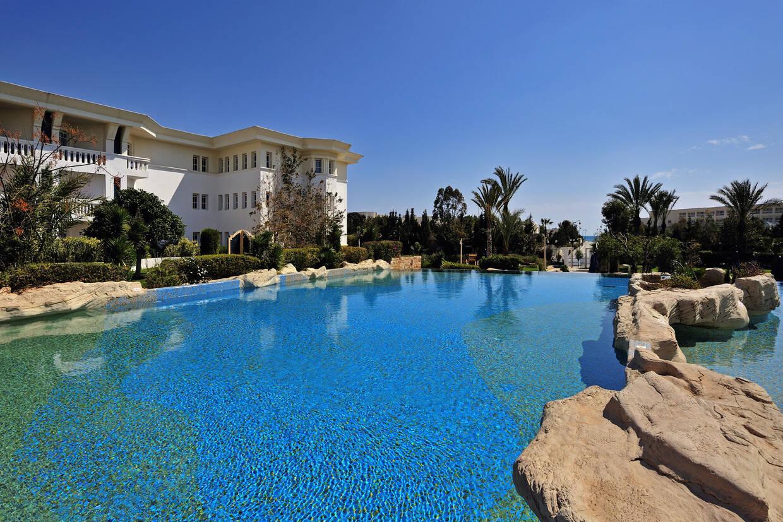 Piscine - Medina Belisaire & Thalasso Hotel (ex Iberostar) 4* Tunis Tunisie