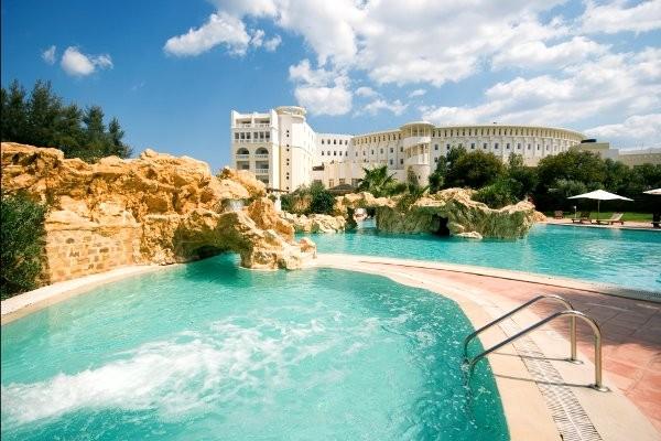Piscine - Solaria & Thalasso 5* Tunis Tunisie