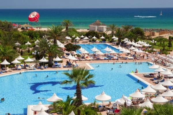 Piscine - Hôtel Mondi Club Vincci Marillia 4* Tunis Tunisie