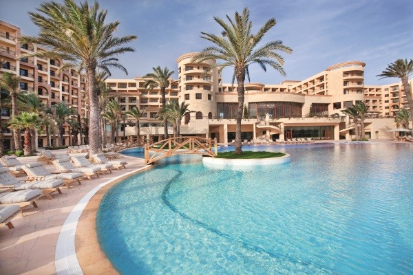 Piscine - Movenpick Resort & Marine Spa Sousse 5* Monastir Tunisie
