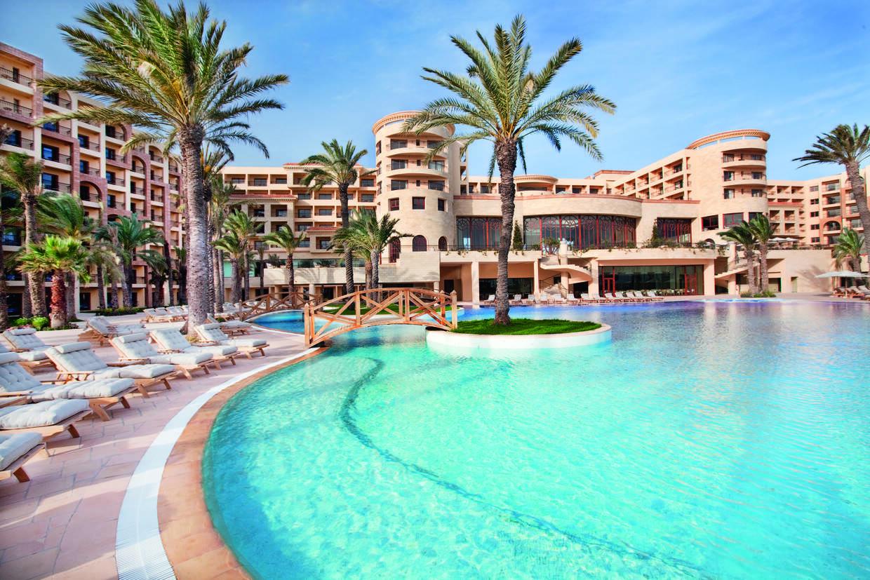 Piscine - Movenpick Resort & Marine Spa Sousse 5* Monastir Tunisie