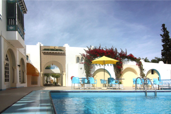 Piscine - My Hotel Garden Beach