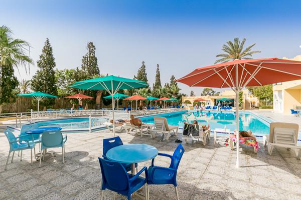 Piscine - Hôtel My Hotel Garden Beach 3* Tunis Tunisie