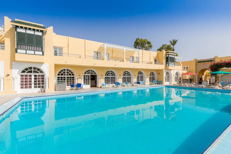 Piscine - My Hotel Garden Beach 3* Tunis Tunisie