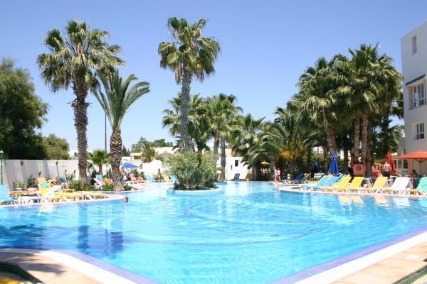 Piscine - Nesrine 4* Tunis Tunisie