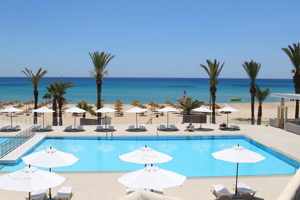 Vacances Tunis: Hôtel Omar Khayam