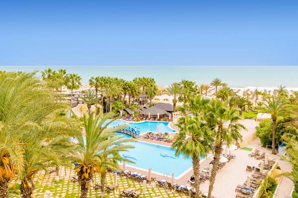Vacances Hammamet: Hôtel Paradis Palace