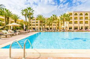 Tunisie-Tunis, Hôtel Paradis