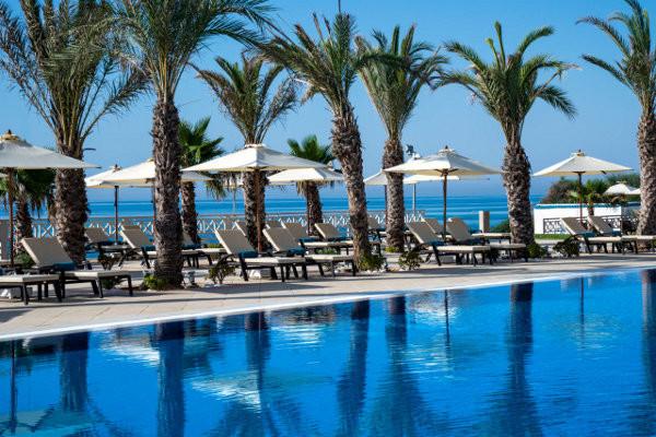 Piscine - Hôtel Radisson Blu Resort & Thalasso Hammamet 5* Tunis Tunisie