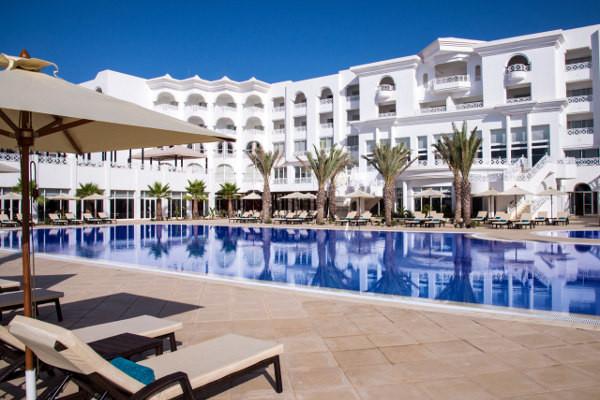 Piscine - Radisson Blu Resort & Thalasso, Hammamet 5* Tunis Tunisie