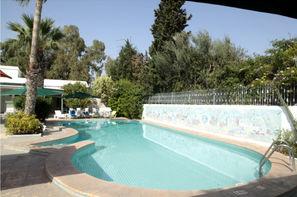 Tunisie-Tunis, Hôtel Résidence Mahmoud