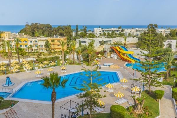 Piscine - Hôtel Riviera Resort 4* Tunis Tunisie