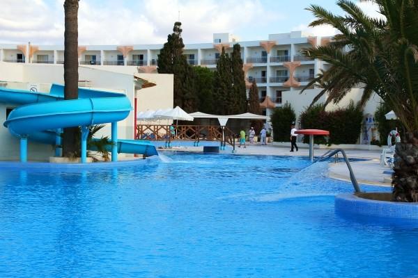 Piscine - Hôtel Royal Lido Resort & Spa 4* Tunis Tunisie