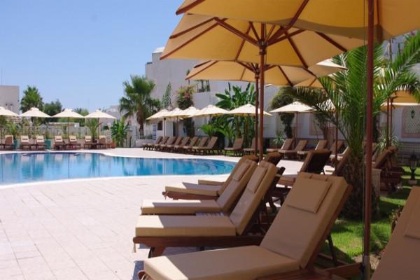 Piscine - Hôtel Royal Nozha 4* Tunis Tunisie