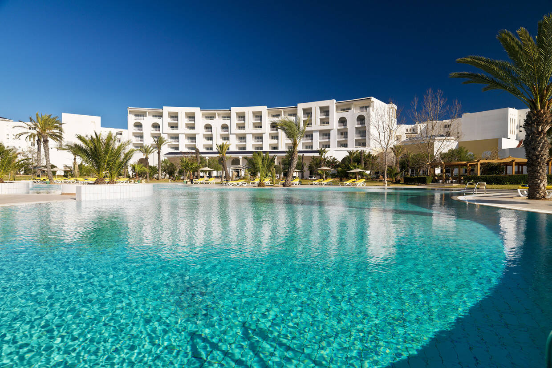 Piscine - Iberostar Saphir Palace 5* Tunis Tunisie