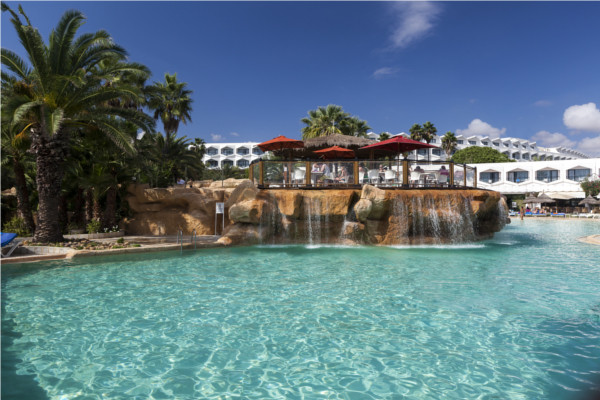 Piscine - Hôtel Sentido Phénicia 4* Tunis Tunisie