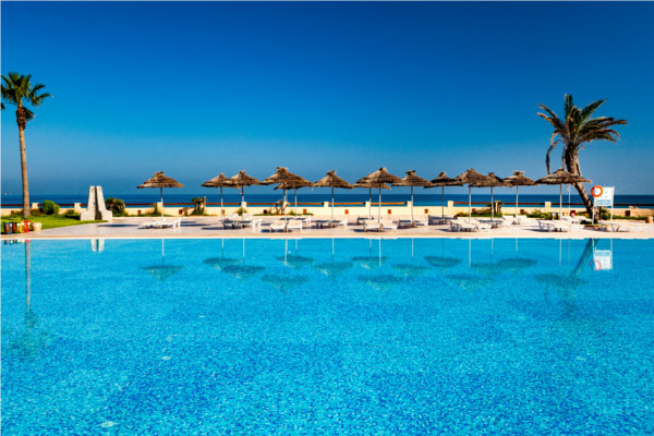 Piscine - Skanes Family Resort 4* Monastir Tunisie