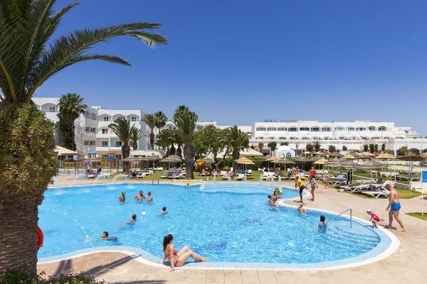Piscine - Hôtel Splashworld Venus Beach 3* Tunis Tunisie