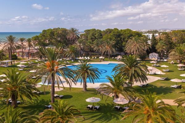 Piscine - Hôtel Tui Blue Oceana Suites 5* Tunis Tunisie