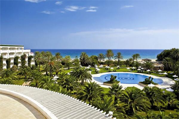 Piscine - Hôtel TUI SENSIMAR Oceana Resort & Spa 5* Tunis Tunisie
