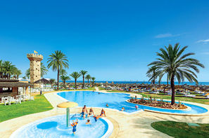 Tunisie-Tunis, Hôtel Village Vacances Rosa Rivage