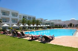 Tunisie-Tunis, Hôtel Vincci Flora Park
