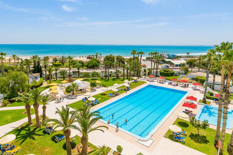 Piscine - Yadis Hammamet Club 4* Hammamet Tunisie