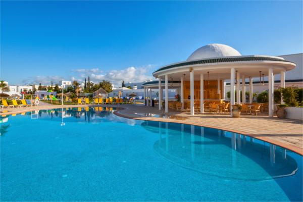 Piscine - Hôtel Zodiac 4* Tunis Tunisie